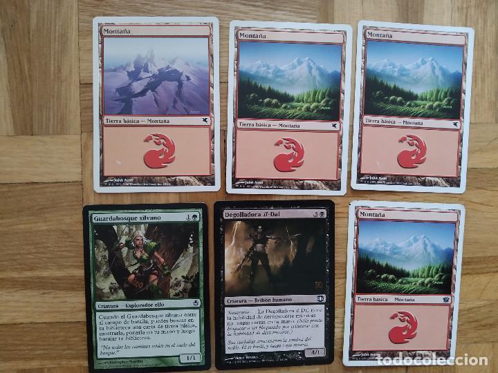 Juegos Antiguos: lote de 556 cartas magic the gathering deckmaster - ver fotos, se muestran todas - Foto 72 - 217631200