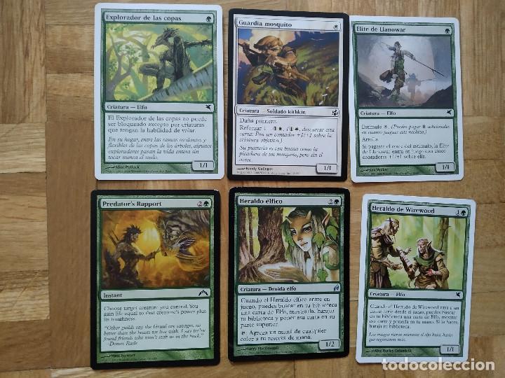 Juegos Antiguos: lote de 556 cartas magic the gathering deckmaster - ver fotos, se muestran todas - Foto 74 - 217631200