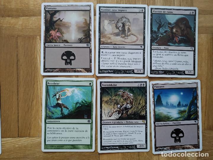 Juegos Antiguos: lote de 556 cartas magic the gathering deckmaster - ver fotos, se muestran todas - Foto 77 - 217631200