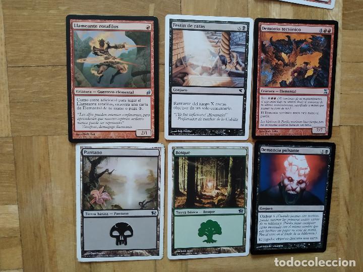 Juegos Antiguos: lote de 556 cartas magic the gathering deckmaster - ver fotos, se muestran todas - Foto 82 - 217631200
