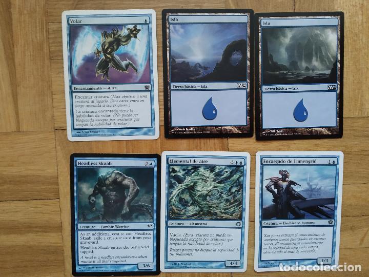 Juegos Antiguos: lote de 556 cartas magic the gathering deckmaster - ver fotos, se muestran todas - Foto 85 - 217631200