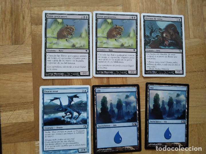Juegos Antiguos: lote de 556 cartas magic the gathering deckmaster - ver fotos, se muestran todas - Foto 86 - 217631200