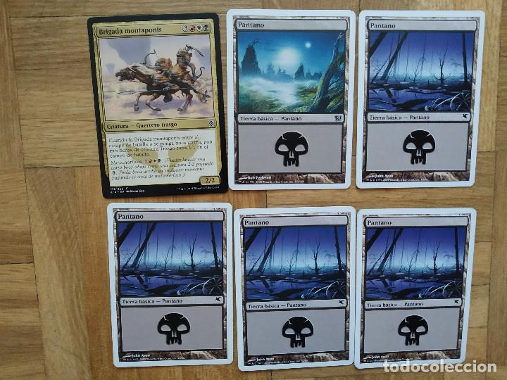 Juegos Antiguos: lote de 556 cartas magic the gathering deckmaster - ver fotos, se muestran todas - Foto 89 - 217631200