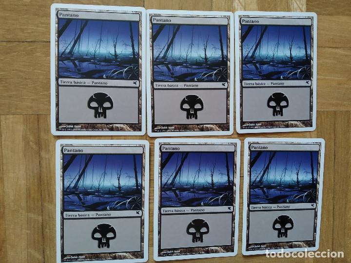 Juegos Antiguos: lote de 556 cartas magic the gathering deckmaster - ver fotos, se muestran todas - Foto 91 - 217631200