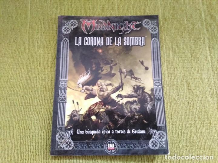 DUNGEONS & DRAGONS MIDNIGHT LA CORONA DE LA SOMBRA (DEVIR MN002) (Juguetes - Rol y Estrategia - Juegos de Rol)