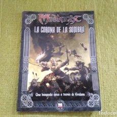 Juegos Antiguos: DUNGEONS & DRAGONS MIDNIGHT LA CORONA DE LA SOMBRA (DEVIR MN002). Lote 217837846