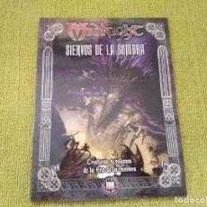 Juegos Antiguos: DUNGEONS & DRAGONS MIDNIGHT SIERVOS DE LA SOMBRA (DEVIR MN003). Lote 217838036