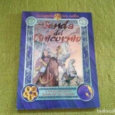Juegos Antiguos: LA LEYENDA DE LOS CINCO ANILLOS LA SENDA DEL UNICORNIO (LA FACTORIA DE IDEAS LF582). Lote 217839263