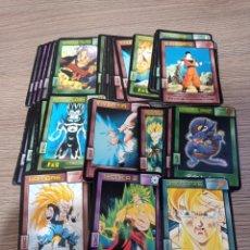 Juegos Antiguos: JUEGO DE TABLERO CON CARTAS COLECCIONABLES CONTIENE 80 CARATAS. Lote 218118382