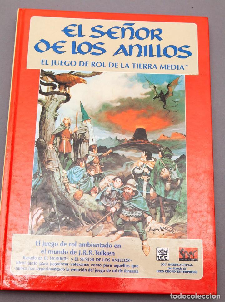 EL SEÑOR DE LOS ANILLOS - JOC INTERNACIONAL (Juguetes - Rol y Estrategia - Juegos de Rol)