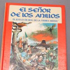 Juegos Antiguos: EL SEÑOR DE LOS ANILLOS - JOC INTERNACIONAL. Lote 218211253