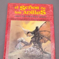 Juegos Antiguos: EL SEÑOR DE LOS ANILLOS BÁSICO - JOC INTERNACIONAL. Lote 218211337