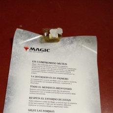 Juegos Antiguos: PÓSTER MÁGIC THE GATHERING 73X51 APROXIMADAMENTE INEDITO EN TC. Lote 218223420