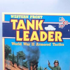 Juegos Antiguos: WARGAME TANK LEADER WEST FRONT. Lote 219467021