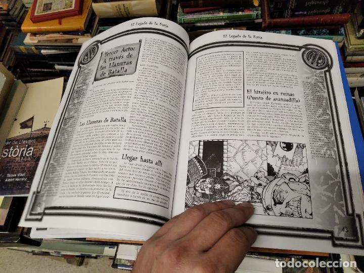 Juegos Antiguos: LA LEYNADA DE LOS CINCO ANILLOS. EL LEGADO DE LA FORJA. GUERRA EN ROKUGAR. PATRICK KAPERA - Foto 7 - 219563663