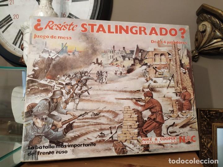 NAC STALINGRADO RESISTE JUEGO DE MESA (Juguetes - Rol y Estrategia - Juegos de Rol)