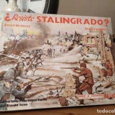 Juegos Antiguos: NAC STALINGRADO RESISTE JUEGO DE MESA. Lote 219683755