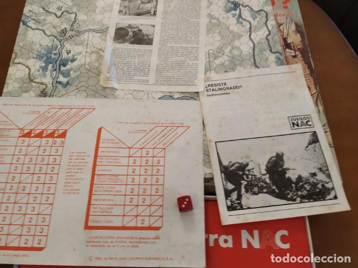 Juegos Antiguos: NAC STALINGRADO RESISTE JUEGO DE MESA - Foto 5 - 219683755
