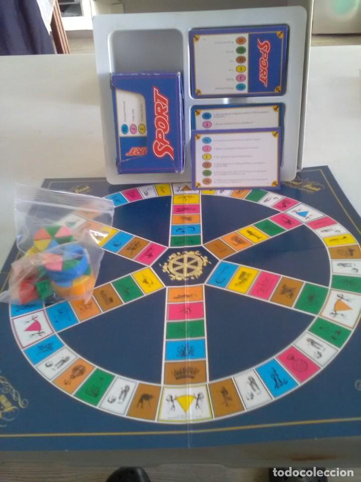 Juegos Antiguos: TRIVIAL PURSUIT.EDICION BARÇA JUEGO MAGISTRAL 1994. ESTA EDICION CONTIENE:(VER DESCRIPCION) - Foto 2 - 219885762