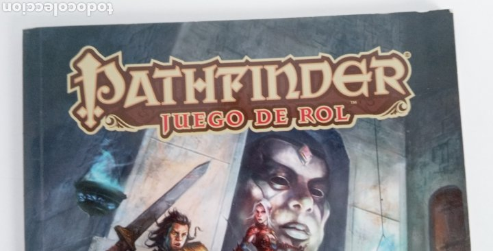 Juegos Antiguos: PATHFINDER- MANUAL DEL HEROE- JUEGO DE ROL- DEVIR -2015 - - Foto 3 - 220626623