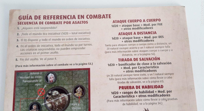 Juegos Antiguos: PATHFINDER- MANUAL DEL HEROE- JUEGO DE ROL- DEVIR -2015 - - Foto 5 - 220626623