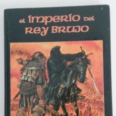 Juegos Antiguos: EL IMPERIO DEL REY BRUJO -TIERRA MEDIA - 1995- INTERNACIONAL. Lote 220626671