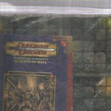 Juegos Antiguos: DUNGEONS DRAGONS JUEGO DE MESA. Lote 221453397