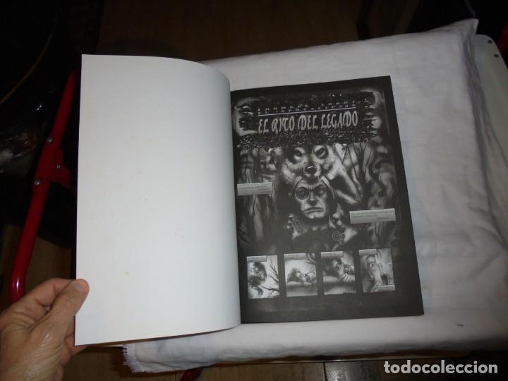 Juegos Antiguos: HOMBRE LOBO.APOCALIPSIS.LA FACTORIA DE IDEAS 2001.-1995 - Foto 3 - 221836136