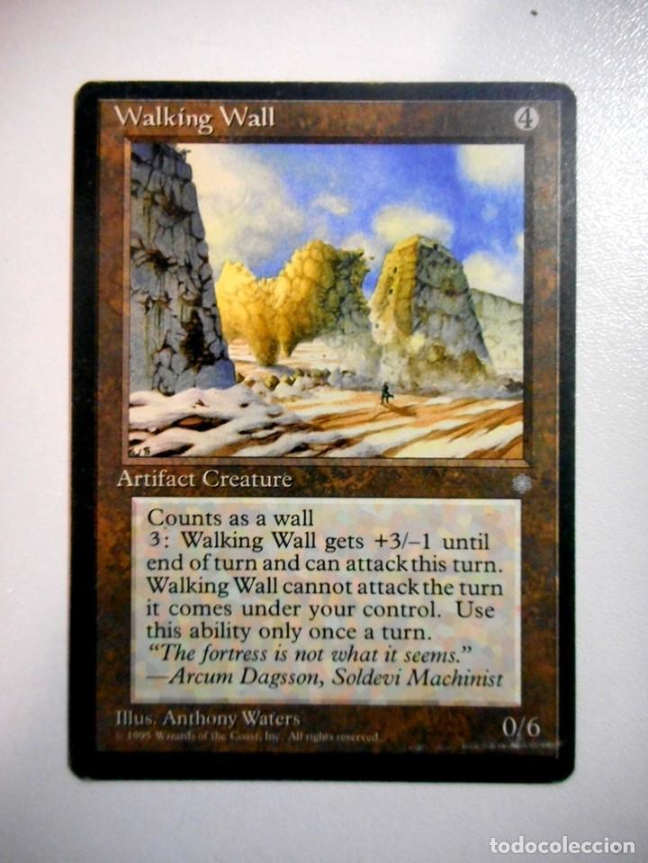 CARTA MAGIC WALKING WALL ( ERA GLACIAL EN INGLÉS ) ARTEFACTO (Juguetes - Rol y Estrategia - Otros)