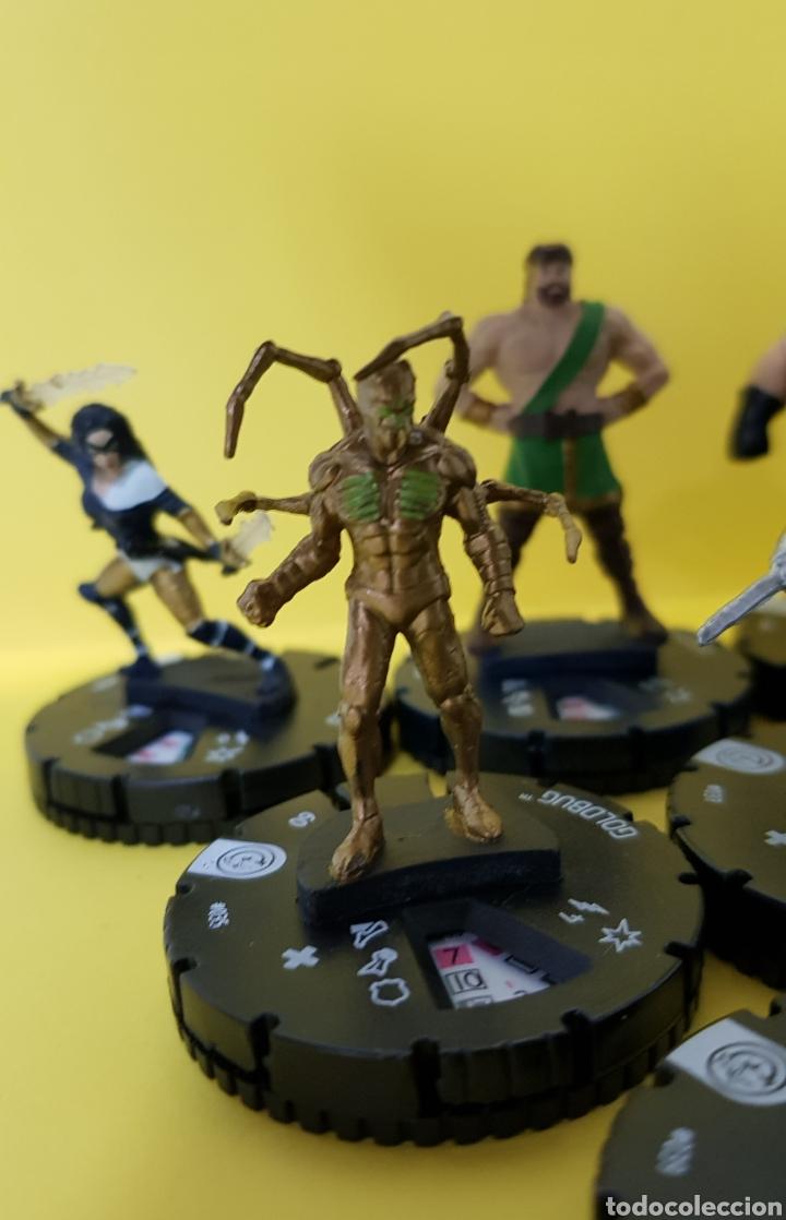 Juegos Antiguos: LOTE 9 HEROCLIX CIVIL WAR - MARVEL 2014 - Foto 7 - 222091027