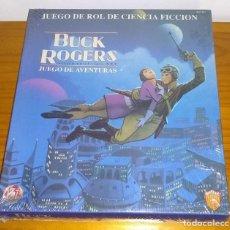 Juegos Antiguos: BUCK ROGERS ACCIÓN EN EL SIGLO XXV JUEGO DE ROL DE CIENCIA FICCIÓN TSR ZINCO PRECINTADO. Lote 222093481