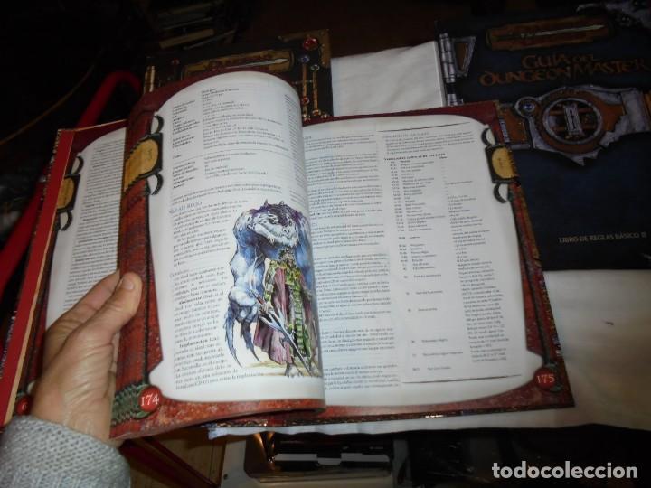 Juegos Antiguos: DUNGEONS & DRAGONS 3 TOMOS DE LIBRO DE REGLAS 1,2,Y 3.MANUAL DEL JUGADOR,MANUAL DE MONSTRUOS,GUIA DE - Foto 8 - 222249451