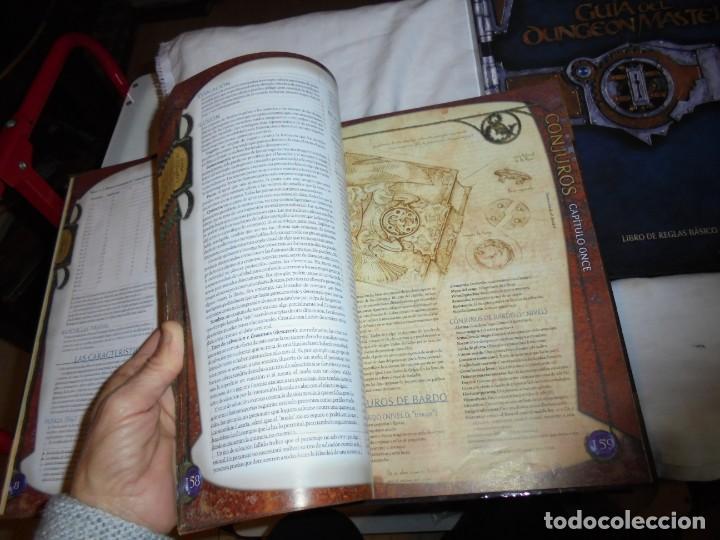 Juegos Antiguos: DUNGEONS & DRAGONS 3 TOMOS DE LIBRO DE REGLAS 1,2,Y 3.MANUAL DEL JUGADOR,MANUAL DE MONSTRUOS,GUIA DE - Foto 23 - 222249451
