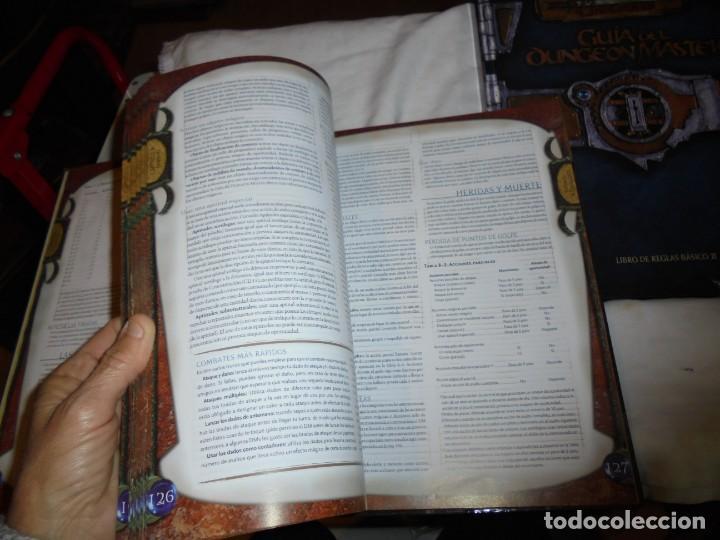 Juegos Antiguos: DUNGEONS & DRAGONS 3 TOMOS DE LIBRO DE REGLAS 1,2,Y 3.MANUAL DEL JUGADOR,MANUAL DE MONSTRUOS,GUIA DE - Foto 24 - 222249451