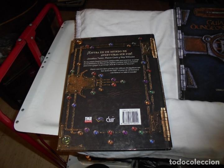 Juegos Antiguos: DUNGEONS & DRAGONS 3 TOMOS DE LIBRO DE REGLAS 1,2,Y 3.MANUAL DEL JUGADOR,MANUAL DE MONSTRUOS,GUIA DE - Foto 28 - 222249451