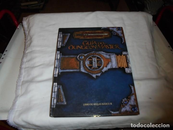 Juegos Antiguos: DUNGEONS & DRAGONS 3 TOMOS DE LIBRO DE REGLAS 1,2,Y 3.MANUAL DEL JUGADOR,MANUAL DE MONSTRUOS,GUIA DE - Foto 29 - 222249451