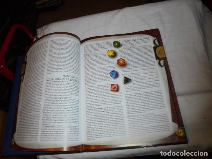 Juegos Antiguos: DUNGEONS & DRAGONS 3 TOMOS DE LIBRO DE REGLAS 1,2,Y 3.MANUAL DEL JUGADOR,MANUAL DE MONSTRUOS,GUIA DE - Foto 34 - 222249451