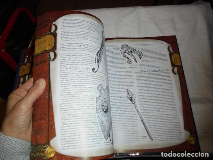 Juegos Antiguos: DUNGEONS & DRAGONS 3 TOMOS DE LIBRO DE REGLAS 1,2,Y 3.MANUAL DEL JUGADOR,MANUAL DE MONSTRUOS,GUIA DE - Foto 36 - 222249451