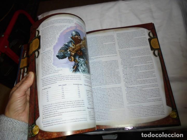 Juegos Antiguos: DUNGEONS & DRAGONS 3 TOMOS DE LIBRO DE REGLAS 1,2,Y 3.MANUAL DEL JUGADOR,MANUAL DE MONSTRUOS,GUIA DE - Foto 38 - 222249451