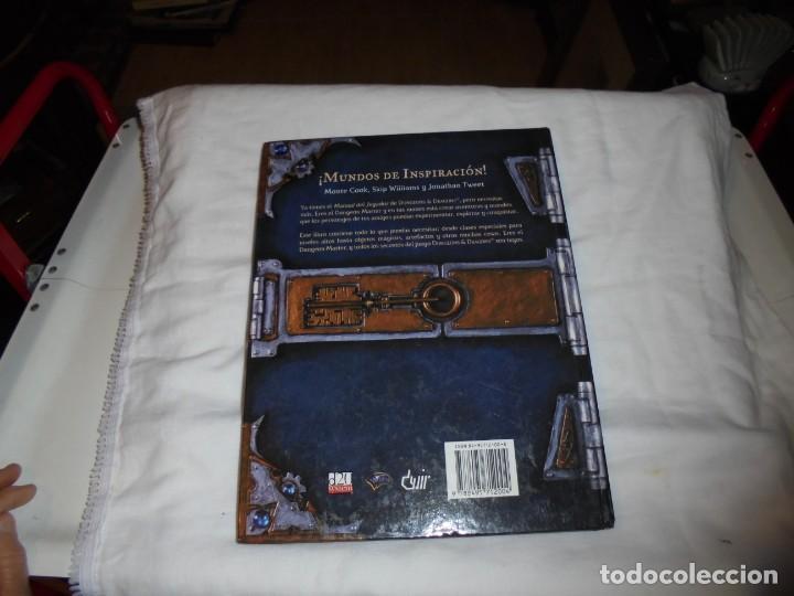 Juegos Antiguos: DUNGEONS & DRAGONS 3 TOMOS DE LIBRO DE REGLAS 1,2,Y 3.MANUAL DEL JUGADOR,MANUAL DE MONSTRUOS,GUIA DE - Foto 43 - 222249451