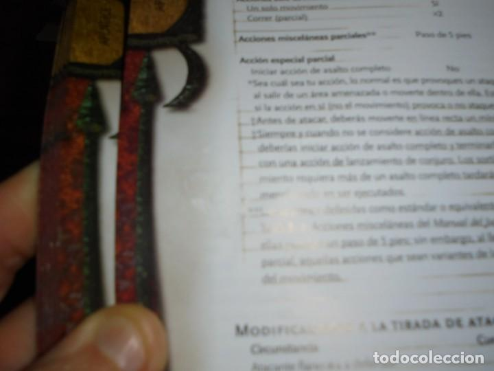 Juegos Antiguos: DUNGEONS & DRAGONS 3 TOMOS DE LIBRO DE REGLAS 1,2,Y 3.MANUAL DEL JUGADOR,MANUAL DE MONSTRUOS,GUIA DE - Foto 51 - 222249451