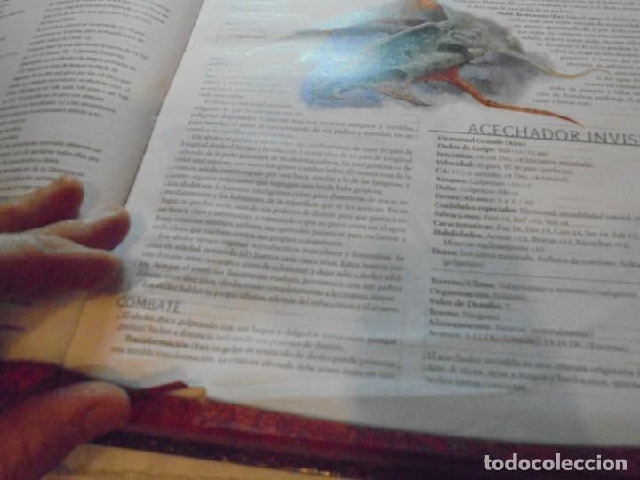 Juegos Antiguos: DUNGEONS & DRAGONS 3 TOMOS DE LIBRO DE REGLAS 1,2,Y 3.MANUAL DEL JUGADOR,MANUAL DE MONSTRUOS,GUIA DE - Foto 55 - 222249451
