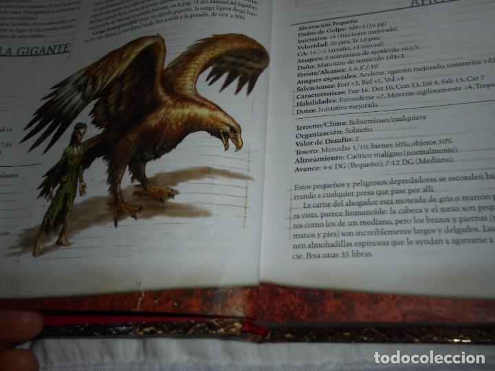 Juegos Antiguos: DUNGEONS & DRAGONS 3 TOMOS DE LIBRO DE REGLAS 1,2,Y 3.MANUAL DEL JUGADOR,MANUAL DE MONSTRUOS,GUIA DE - Foto 57 - 222249451