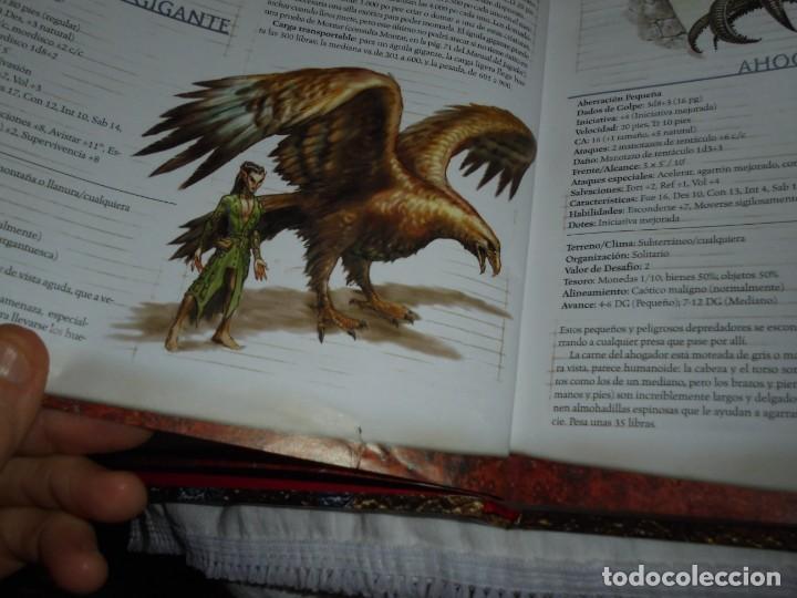 Juegos Antiguos: DUNGEONS & DRAGONS 3 TOMOS DE LIBRO DE REGLAS 1,2,Y 3.MANUAL DEL JUGADOR,MANUAL DE MONSTRUOS,GUIA DE - Foto 58 - 222249451