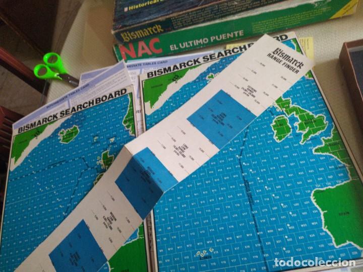 Juegos Antiguos: JUEGO DE ESTRATEGIA BISMARCK RECRECION DE LA BATALLA DEL 23 DE MAYO DE 1941 MIREN FOTOS - Foto 5 - 222323122