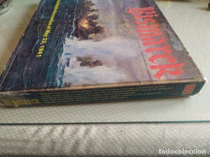 Juegos Antiguos: JUEGO DE ESTRATEGIA BISMARCK RECRECION DE LA BATALLA DEL 23 DE MAYO DE 1941 MIREN FOTOS - Foto 14 - 222323122