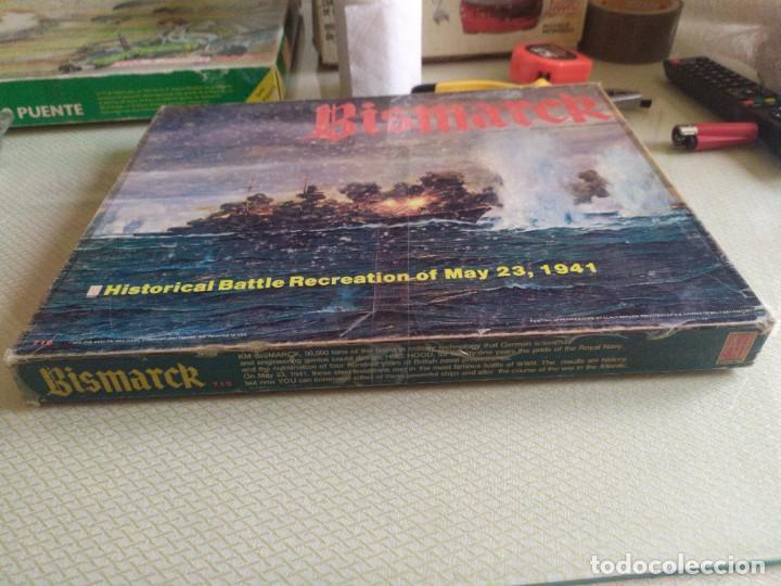 Juegos Antiguos: JUEGO DE ESTRATEGIA BISMARCK RECRECION DE LA BATALLA DEL 23 DE MAYO DE 1941 MIREN FOTOS - Foto 15 - 222323122