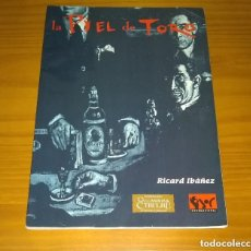 Juegos Antiguos: LA PIEL DE TORO SUPLEMENTO JUEGO DE ROL LA LLAMADA DE CTHULHU RICARD IBAÑEZ JOC MUY DIFICIL. Lote 222329703