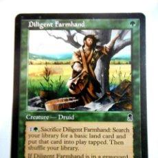 Juegos Antiguos: CARTA MAGIC DILIGENT FARMHAND ( ODISEA EN INGLÉS ) BOSQUE. Lote 222502951