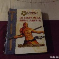 Juegos Antiguos: LA LEYENDA DE LOS CINCO ANILLOS LA SENDA DE LA MANO ABIERTA , FACTORIA. Lote 222690285
